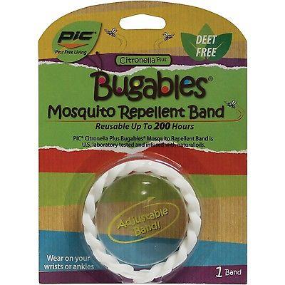 PIC WB Bugables Wristband #072477987146 Free Shipped