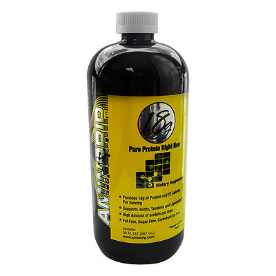AMINORIP NUTRITION AminoRip 18 Grape 30 oz Protein 1 oz