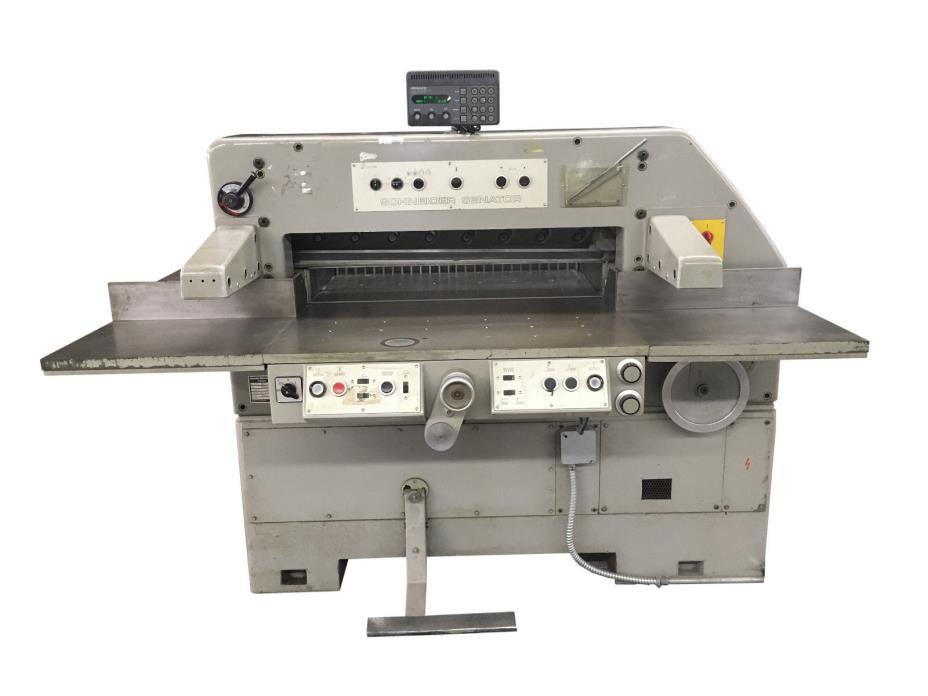 paper guillotine for sale View our large range of guillotines and paper trimmers from the authorized guillotine supplier - abt.