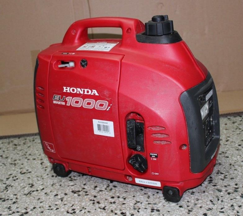 Honda EU1000i Portable Inverter Generator