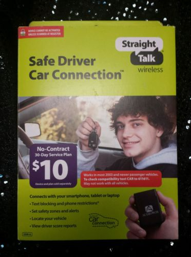 STRAIGHT TALK Safe Driver Car Connection Kit