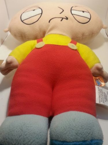 Big Plush Stew Griffin Doll Family Guy 24 Inches Tall