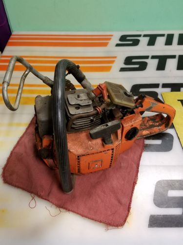 Husqvarna 240se Chainsaw For parts or repair