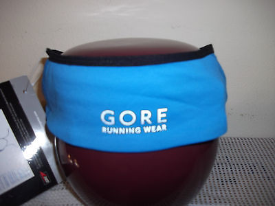 GORE SPLASH BLUE HEADBAND Running Wear    New With Tags