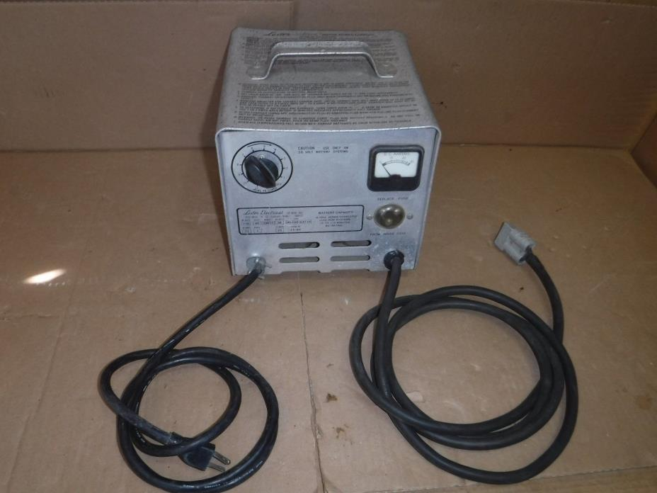 LESTER ELECTRIC 09611 CHARGER 115V, 25A, 60H