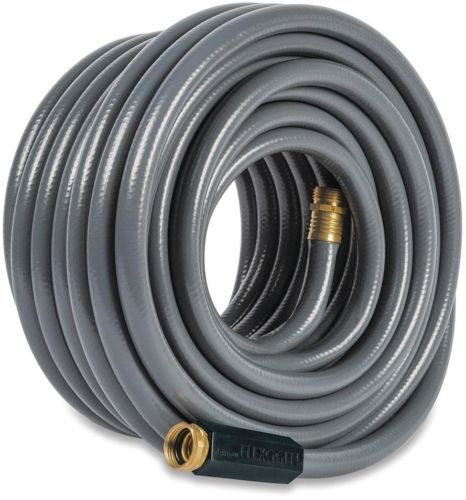 Outdoor Water Hose Lawn Garden Yard Irrigation Watering In X 50 Ft. 8-Ply