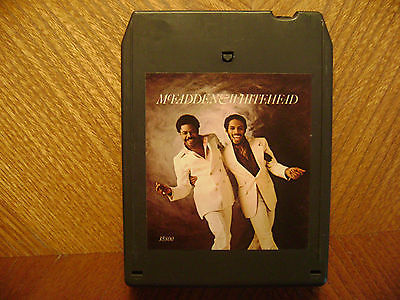 MCFADDEN & WHITEHEAD/ SELF TITLED/ PHILA 8 TRACK TAPE/ NOT TESTED/ EX