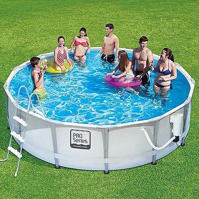 Swimming Pool Above Ground 14' x 42