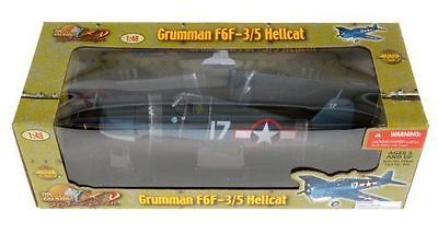 21st Century Toys 1:48 scale GRUMMAN F6F HELLCAT Fighter W.W.II