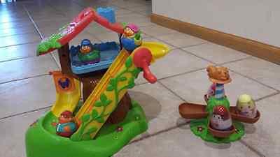 Weeble playhouse