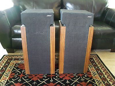 Bose 601 series II speakers
