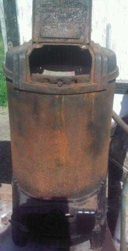 Warm Morning Wood or Coal Heating Stove