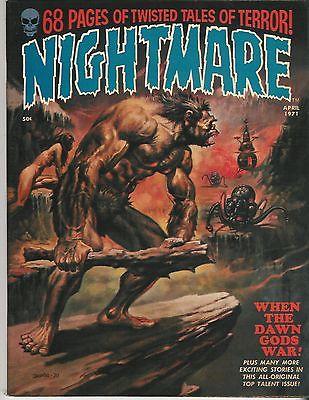 NIGHTMARE (#3 APRIL 1971)