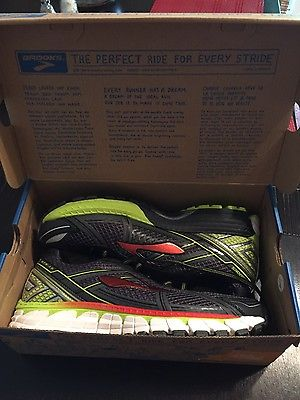 Mens Brooks Adrenaline GTS 15, Size 9 New in box