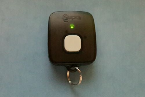 GE Supra Lockbox eKEY Bluetooth Real Estate Realtor Key Fob keychain lock box