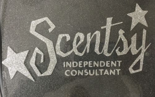 Scentsy Glitter Inspired Logo. DIY your Own Shirts!