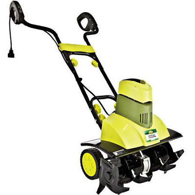Electric Tiller/Cultivator Garden Lawn Yard Earthwise Flower Landscaping Tools