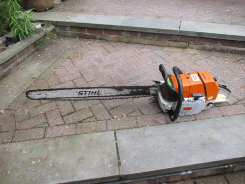 STIHL MAGNUM MS880 PROFESSIONAL CHAINSAW WITH 36