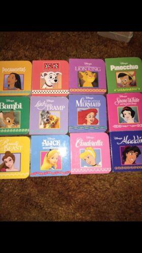 Disney Mini Children's Books