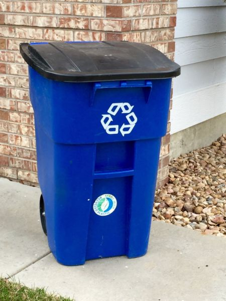 50 gallon recycling bin