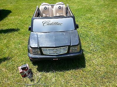 Cadillac Escalade Power Wheels