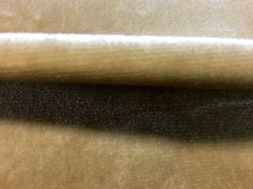 • Kravet Couture Silk Minuet Velvet Fabric 10 YARDS Champagne  •