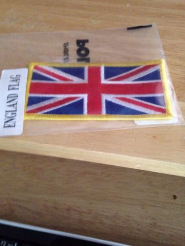 ENGLAND FLAG PATCHES