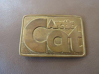 Vintage Belt Buckle - Arctic Cat