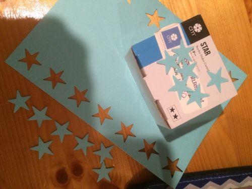 Creative Memories Border Maker Cartridge- star