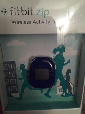 FITBIT ZIP Wireless Activity Tracker - Blue - NEW