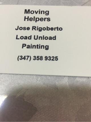 Moving Helper