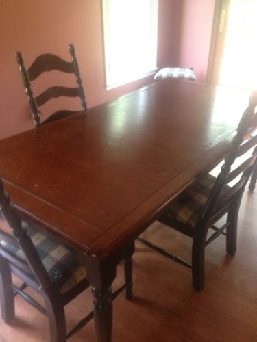 Dining Room Set Country Decor
