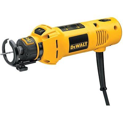 DEWALT DW660 Cut-Out 5 Amp 30,000 RPM Rotary Tool with 1/8-Inch and 1/4-Inch Col