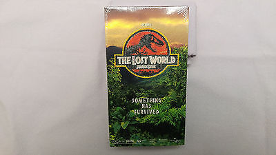 Jurassic Park The Lost World VHS 1997 New in Sealed Plastic