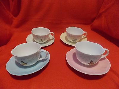 Lenox Butterfly Meadow Petite Cup and Saucer Set