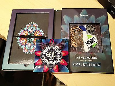 Electric Daisy Carnival Las Vegas (EDC) Tickets 06/17 - 06/19 (Las Vegas)