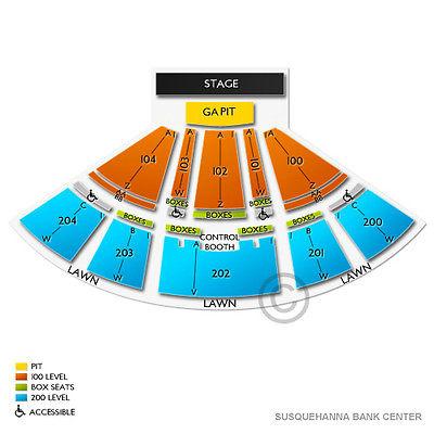 Dave Matthews Band Tickets 06/24/16 (Camden)
