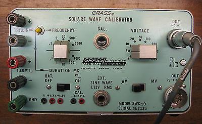 Grass Square Wave Calibrator SWC-1C