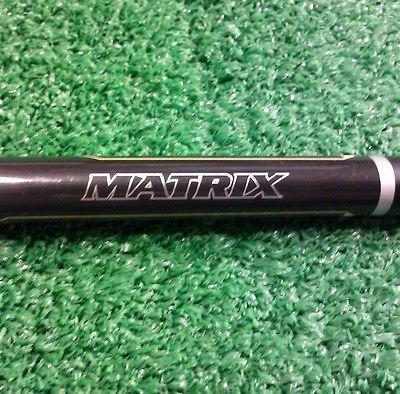 TAYLORMADE M1/R15 MATRIX 6Q3 60 STIFF FLEX DRIVER SHAFT, 44 1/4