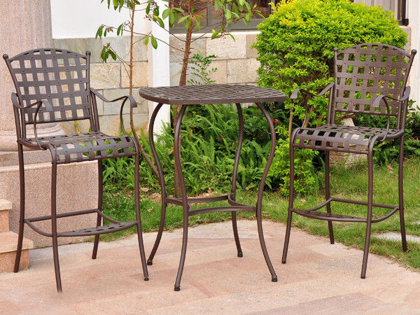 NEW Santa Fe Iron Bistro Sets