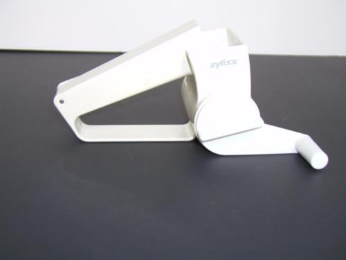 Zyliss Hand-Held Rotary Grater From Switzerland