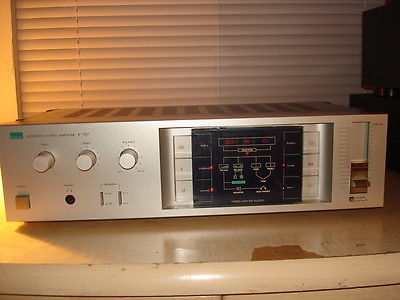 VINTAGE SANSUI A-707 INTERGRATED AMP & TUNER COMBO