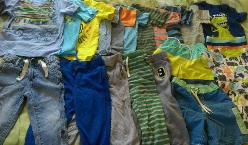 Huge Lot of GAP Toddler Boy Clothing, 3T EUC