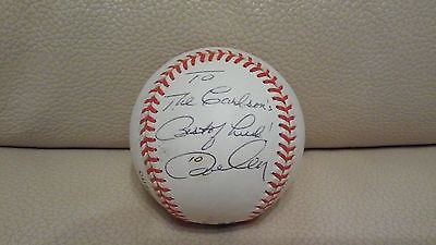 Ron Cey Autographed Baseball