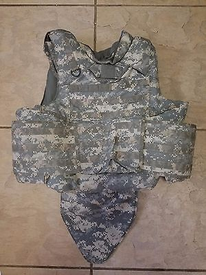 ACU IOTV COMPLETE XLARGE LONG EXCELLENT CONDITION bullet proof