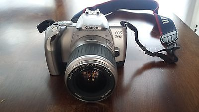 Canon EOS Rebel Ti 35mm Film Camera with Canon Zoom Lens EF 28-90mm