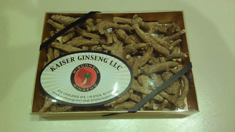 Wisconsin Ginseng For Sale