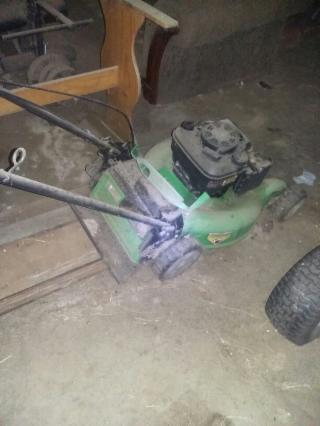 Lawn mower self propel