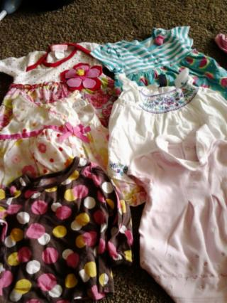 Clothets for baby girl