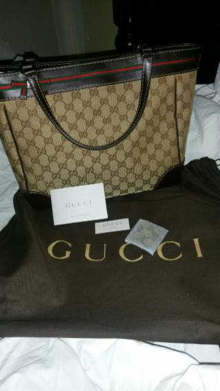 Gucci Mayfair tote